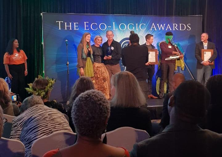 Gold Winner 2019 ECO-LOGIC Awards